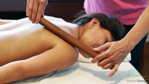 masaj bete bambus