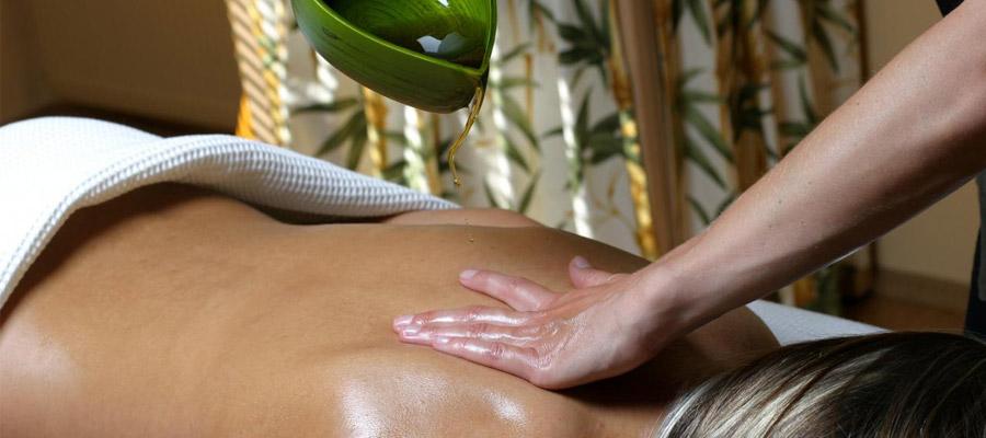 masaj cu ulei pentru piele