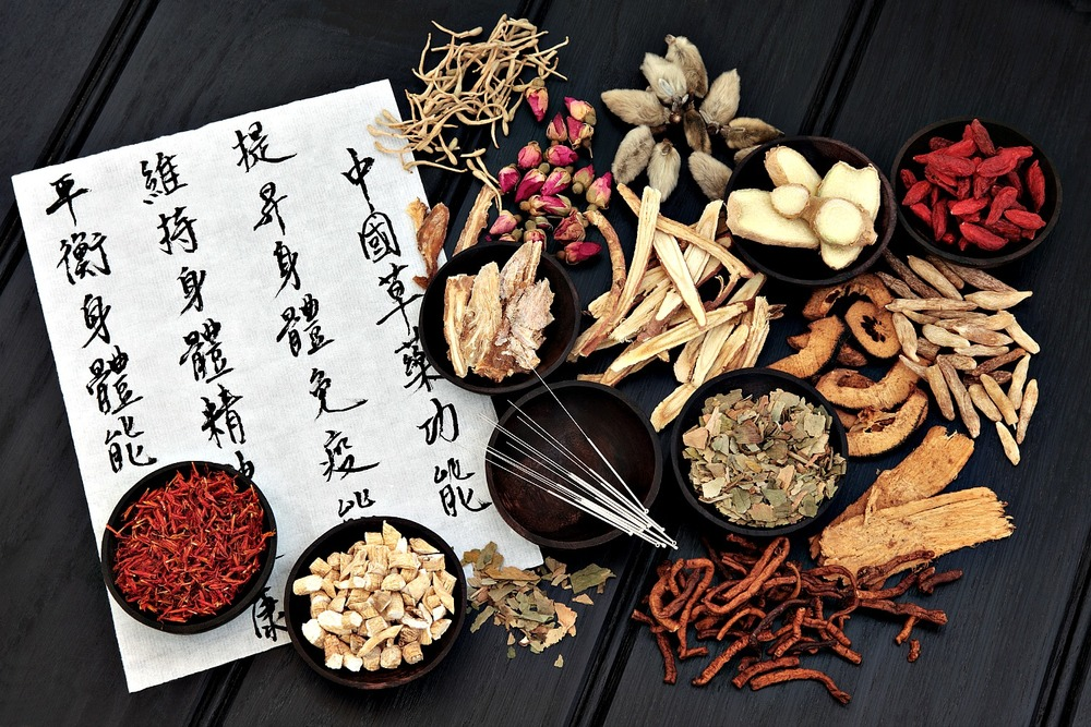 Ace acupunctura si ierburi chinezesti